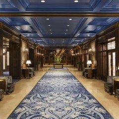 Отель Fairmont Le Chateau Frontenac Канада, Квебек - отзывы, цены и фото номеров - забронировать отель Fairmont Le Chateau Frontenac онлайн интерьер отеля