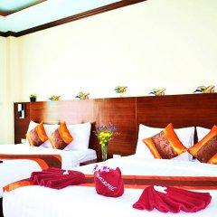 Отель Peaceful Resort Koh Lanta Ланта комната для гостей фото 3