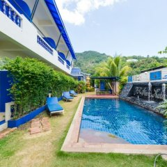 Отель JR Siam Kata Resort бассейн фото 4