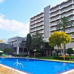 Отель Medium Valencia Испания, Валенсия - 3 отзыва об отеле, цены и фото номеров - забронировать отель Medium Valencia онлайн бассейн фото 3