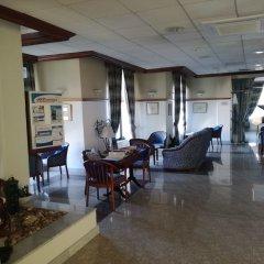 Gillieru Harbour Hotel интерьер отеля