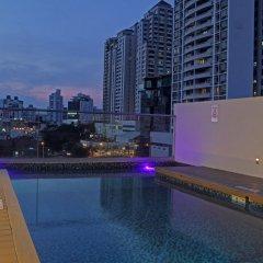 Отель Holiday Inn Express Panama бассейн фото 3