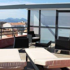 Отель Eden Hôtel & Spa Cannes Франция, Канны - отзывы, цены и фото номеров - забронировать отель Eden Hôtel & Spa Cannes онлайн балкон
