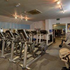 Отель Best Western Dower House & Spa фитнесс-зал фото 2