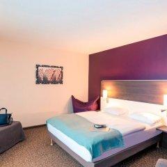Отель Mercure Hotel Muenchen Neuperlach Sued Германия, Мюнхен - 9 отзывов об отеле, цены и фото номеров - забронировать отель Mercure Hotel Muenchen Neuperlach Sued онлайн комната для гостей фото 4