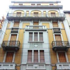Hotel Moderno Бари вид на фасад