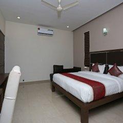 Отель OYO 9140 Maharana Greens сейф в номере