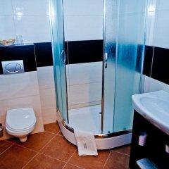 Отель Gaja Познань ванная фото 2