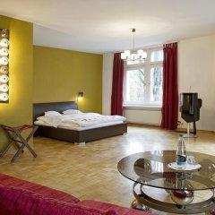 Отель Pension furDich Швейцария, Цюрих - отзывы, цены и фото номеров - забронировать отель Pension furDich онлайн комната для гостей фото 4