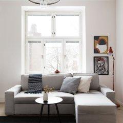 Отель Urban Trendy Nordic Living комната для гостей фото 5