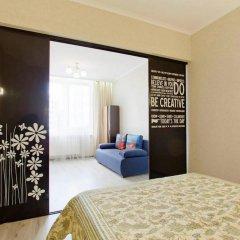 Апартаменты Barkar Apartments комната для гостей фото 3