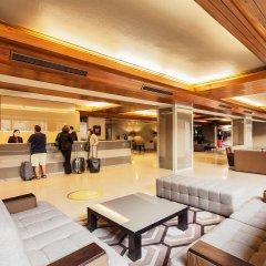 Отель HF Tuela Porto интерьер отеля