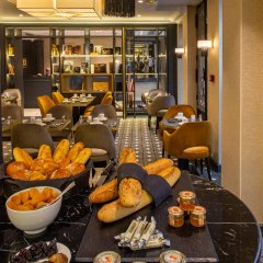 Отель Lenox Montparnasse Hotel Франция, Париж - 1 отзыв об отеле, цены и фото номеров - забронировать отель Lenox Montparnasse Hotel онлайн питание фото 2