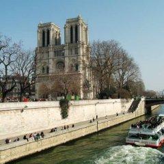 Отель Melia Paris Notre-Dame Франция, Париж - отзывы, цены и фото номеров - забронировать отель Melia Paris Notre-Dame онлайн приотельная территория