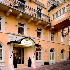 Отель Heliopark Bad Hotel Zum Hirsch Германия, Баден-Баден - 3 отзыва об отеле, цены и фото номеров - забронировать отель Heliopark Bad Hotel Zum Hirsch онлайн фото 9