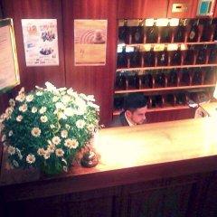 Hotel LAretino Ареццо гостиничный бар