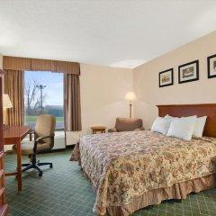 Отель Days Inn Columbus Airport комната для гостей
