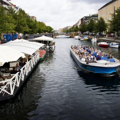 Отель Nimb Hotel Дания, Копенгаген - отзывы, цены и фото номеров - забронировать отель Nimb Hotel онлайн приотельная территория фото 2