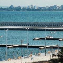 Отель Kedara Болгария, Бургас - отзывы, цены и фото номеров - забронировать отель Kedara онлайн приотельная территория