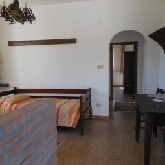 Отель Agriturismo Le Cicale Италия, Спольторе - отзывы, цены и фото номеров - забронировать отель Agriturismo Le Cicale онлайн комната для гостей фото 4