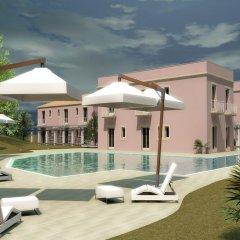 Hotel Danieli Pozzallo Поццалло бассейн