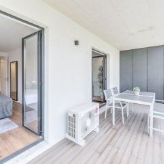 Апартаменты BO - Santos Pousada Turistic Apartments балкон