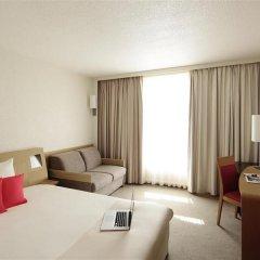 Отель Novotel Birmingham Airport комната для гостей фото 3