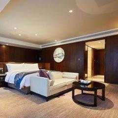 Отель Fu Rong Ge Hotel Китай, Сиань - отзывы, цены и фото номеров - забронировать отель Fu Rong Ge Hotel онлайн комната для гостей фото 5