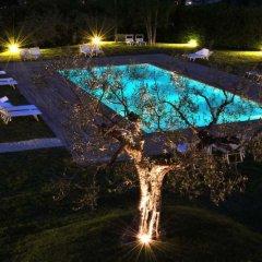 Отель Fontepino Сполето бассейн