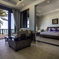 Отель Lotus Muine Resort & Spa Вьетнам, Фантхьет - отзывы, цены и фото номеров - забронировать отель Lotus Muine Resort & Spa онлайн комната для гостей фото 3