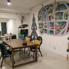 The Art Hostel Bangkok Бангкок комната для гостей фото 3