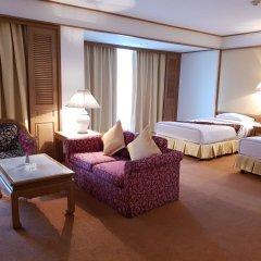 Отель MONTIEN Бангкок комната для гостей