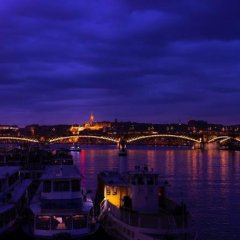 Fortuna Boat Hotel Будапешт фото 2