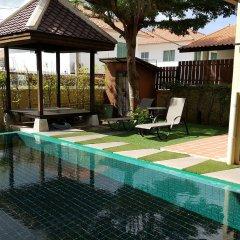 Отель Phatong Residence бассейн
