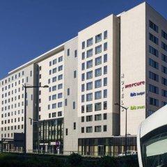Отель Ibis Budget Lyon Centre - Gare Part Dieu Франция, Лион - отзывы, цены и фото номеров - забронировать отель Ibis Budget Lyon Centre - Gare Part Dieu онлайн вид на фасад