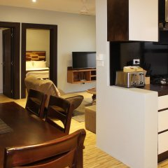 Апартаменты Greystone Apartments 01 в номере фото 2
