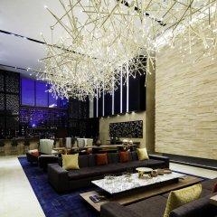 Отель Hilton Mexico City Santa Fe Мексика, Мехико - отзывы, цены и фото номеров - забронировать отель Hilton Mexico City Santa Fe онлайн интерьер отеля фото 3