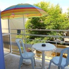 Отель Florida Hotel Греция, Родос - отзывы, цены и фото номеров - забронировать отель Florida Hotel онлайн балкон