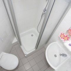 Hotel-Pension Cortina ванная