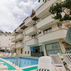 Отель Green Palm Мармарис бассейн