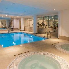 Отель Melia Madrid Princesa бассейн фото 2
