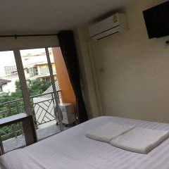 Отель Baan Wanchart Bangkok Residences Бангкок комната для гостей фото 5