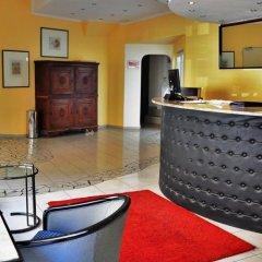 Hotel CityInn интерьер отеля