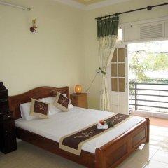 Отель An Thi Homestay Хойан комната для гостей