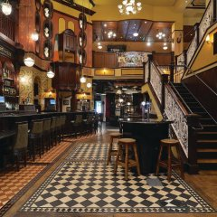 Отель New York New York гостиничный бар