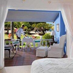 Отель Jamaica Inn Ямайка, Очо-Риос - отзывы, цены и фото номеров - забронировать отель Jamaica Inn онлайн балкон