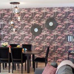Апартаменты Sweet Inn Apartments Argent Брюссель гостиничный бар