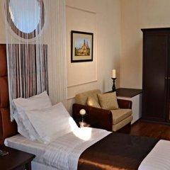 Гостиница Мегаполис комната для гостей фото 16