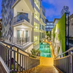 Отель Anajak Bangkok Hotel Таиланд, Бангкок - 3 отзыва об отеле, цены и фото номеров - забронировать отель Anajak Bangkok Hotel онлайн с домашними животными