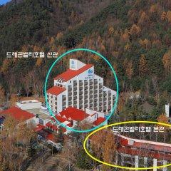 Отель Yongpyong Resort Dragon Valley Hotel Южная Корея, Пхёнчан - отзывы, цены и фото номеров - забронировать отель Yongpyong Resort Dragon Valley Hotel онлайн детские мероприятия